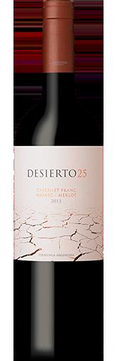 Desierto 25 Blend 2016