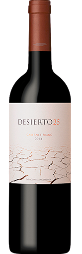 Desierto 25 Cabernet Franc 2017