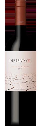 Desierto 25 Cabernet Sauvignon 2016