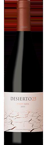 Desierto 25 Pinot Noir 2019
