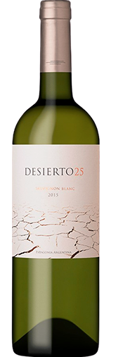 Desierto 25 Sauvignon Blanc 2018