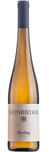 Riesling Reserve 2017
