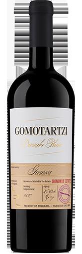 Gomotartzi Gamza 2020 + GRATIS Mixkasse 12 stk. 375 ml. vine