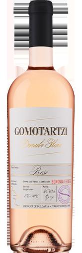 Gomotartzi Rosé 2020 + GRATIS Mixkasse 12 stk. 375 ml. vine
