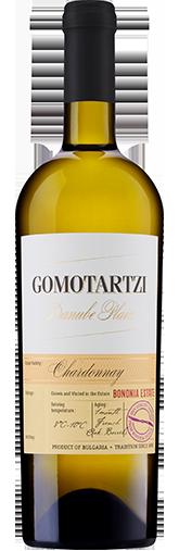 Gomotartzi Chardonnay 2020 + GRATIS Mixkasse 12 stk. 375 ml. vine