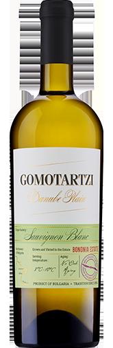 Gomotartzi Sauvignon Blanc 2020 + GRATIS Mixkasse 12 stk. 375 ml. vine