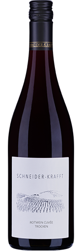 Rotwein Cuvée Trocken 2016