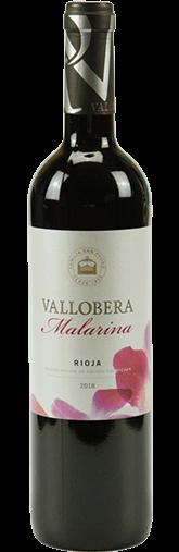 Vallobera Malarina Tinto 2018