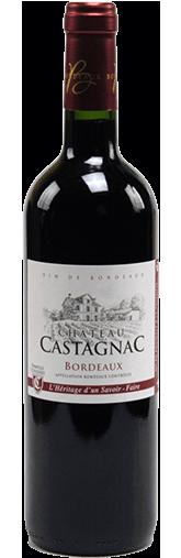 Château Castagnac Bordeaux 2020