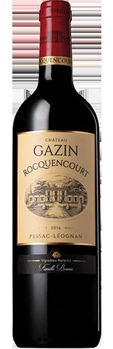 Chateau Gazin Rocquencourt Rouge 2016