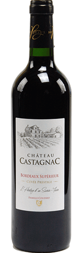 Cuvée Prestige Bordeaux Supérieur 2015 + GRATIS Magnumflaske Cuvée Prestige Bordeaux Supérieur 2015