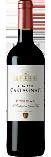 Château Castagnac Fronsac 2017 + GRATIS Magnumflaske Château Castagnac Fronsac 2017