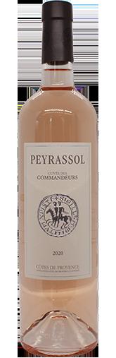 Peyrassol Cuvée Des Commandeurs Rosé 2020