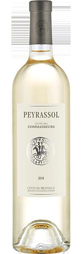 Peyrassol Cuvée Des Commandeurs Blanc 2020