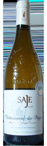 Saje Chateauneuf-du-Pape Blanc 2020