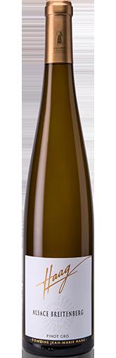 Pinot Gris Breitenberg 2017