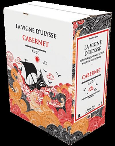 Box - Aude Cabernet Rouge - 3 liter