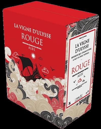 Box - Aude Rouge - 10 liter