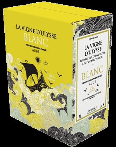 Box - Aude Blanc - 3 liter