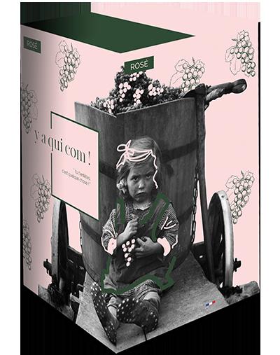 Box - Y a qui com - 5 liter