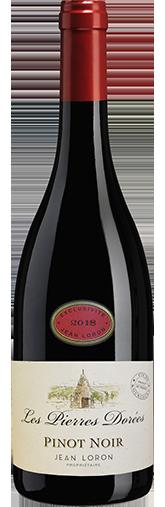 Les Pierres Dorées Pinot Noir 2018