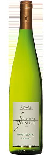 Pinot Blanc 2018 + GRATIS FLASKE Pinot Blanc 2018