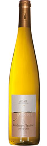 Pinot Gris Late Harvest - Vendanges Tardives 2015