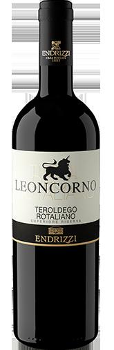 Leoncorno Teroldego Rotaliano Superiore Riserva 2017