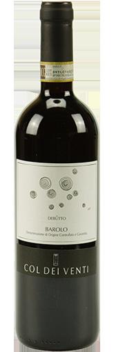 Barolo Debutto 2014