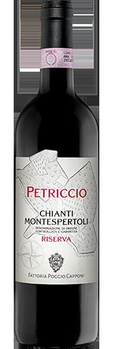 Petriccio - Chianti Montespertoli Riserva 2017