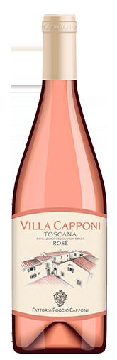 Villa Capponi Rose IGT Toscana 2020