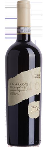 Amarone della Valpolicella Classico 'Virgo Moron' Riserva 2015