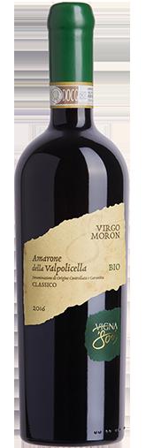 Amarone della Valpolicella Classico 'Virgo Moron' 2016