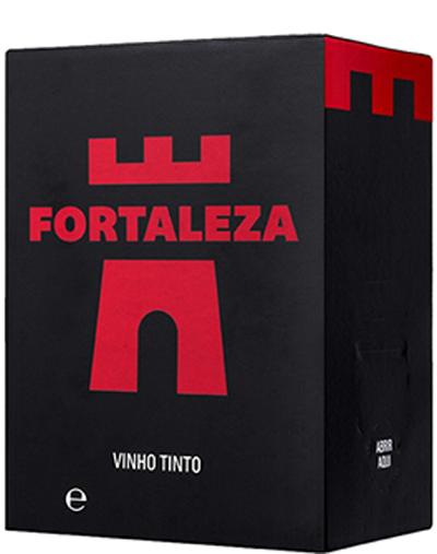 Fortaleza Tinto Box 10 liter