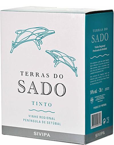 Terras do Sado Tinto Box 3 liter  2020