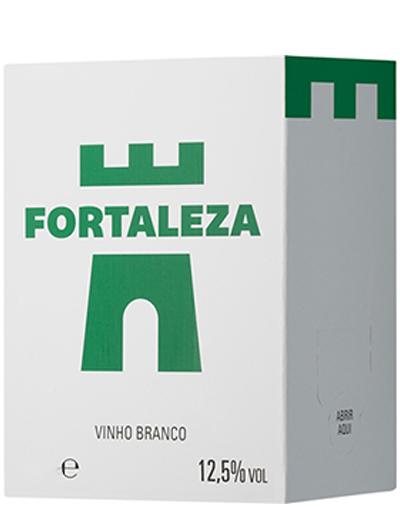 Fortaleza Branco Box 10 liter