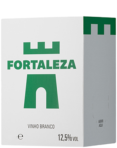 Fortaleza Branco Box 20 liter
