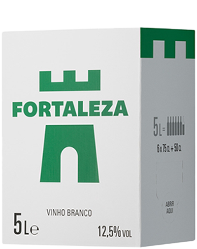 Fortaleza Branco Box 5 liter