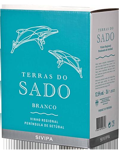 Terras do Sado Branco Box 3 liter  2020