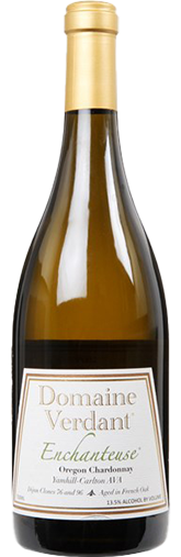 Domaine Verdant Enchanteuse Chardonnay Yamhill-Carlton AVA 2015