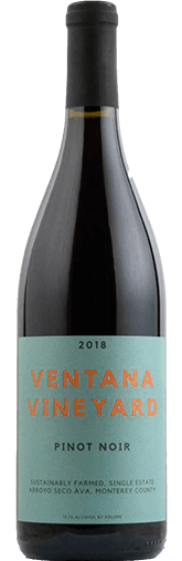 Pinot Noir Single Estate 2018